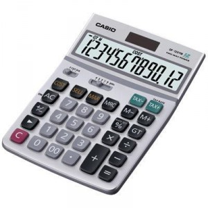 Calculadora Casio DF120MS