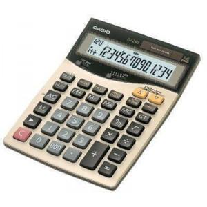 Calculadora Casio DJ240D