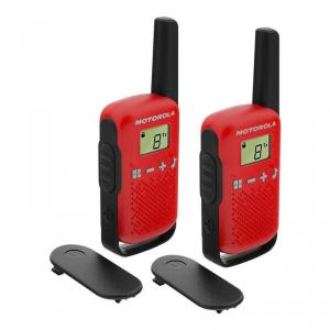 Walkie talkie Motorola TLKR T42 Rojo