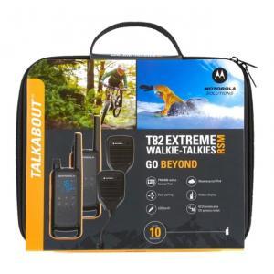 Walkie talkie Motorola TLKR T82 Extreme RSM