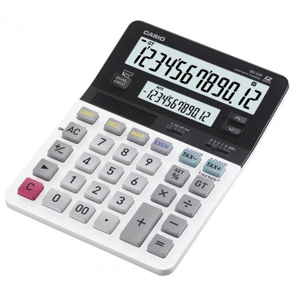 Calculadora Casio DV220