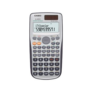 Calculadora Casio FX-50F II