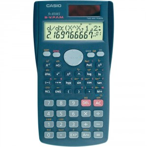 Calculadora Casio FX85MS