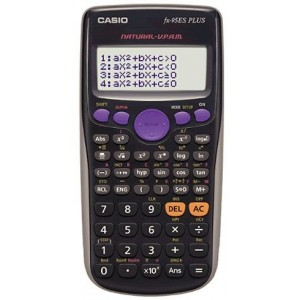 Calculadora Casio FX 95ES PLUS