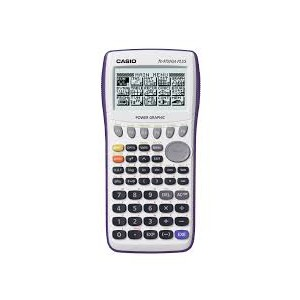Calculadora Casio FX9750GAPLUS