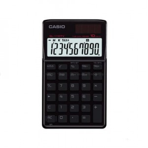 Calculadora Casio SL1110TV NEGRA