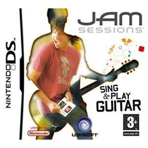 Juego para Nintendo DS JAM SESSIONS