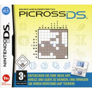 Juego para Nintendo DS PICROSSDS