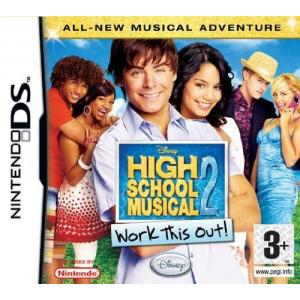 Juego para Nintendo DS HIGHSCHOOL2-NDS