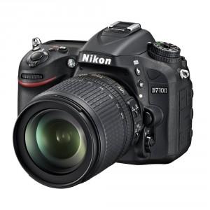 Cámara Réflex Nikon D7100 + AF-S 18-105mm VR
