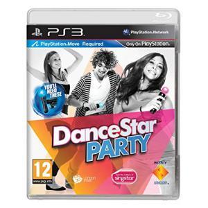 Juego para PlayStation 3 DANCESTAR-PS3