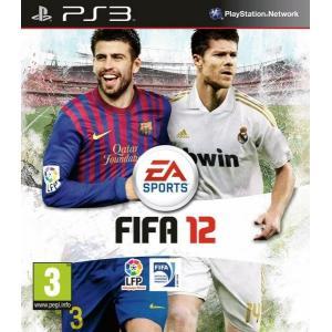 Juego para PlayStation 3FIFA12-PS3