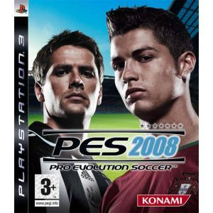 Juego para PlayStation 3 PES2008-PS3