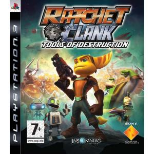 Juego PlayStation 3 RATCHET&CLAN-PS3