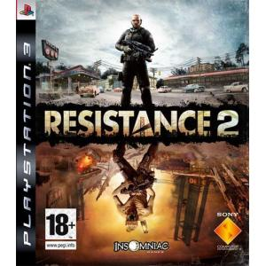 Juego PlayStation 3 RESISTANCE2-PS3