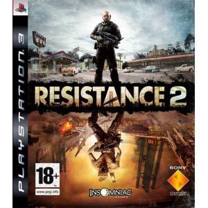 Juego  PlayStation 3 RESISTANCE2-PS3
