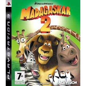 Juego PlayStation 3 MADAGASCAR2-PS3