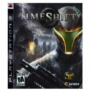Juego PlayStation 3 TIMESHIFT-PS3