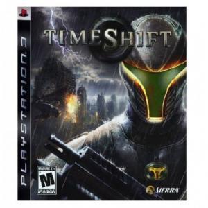 Juego PlayStation 3 TIMESHIFT-PS3