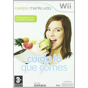 Juego para Wii CUIDALOQCOMESWII
