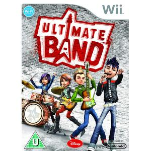 Juego para Wii Ultimate Band