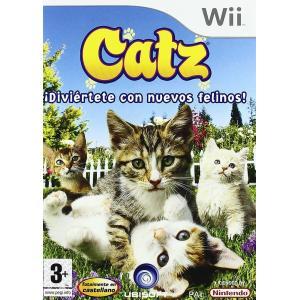 Juego para Wii Catz Diviértete con nuevos felinos