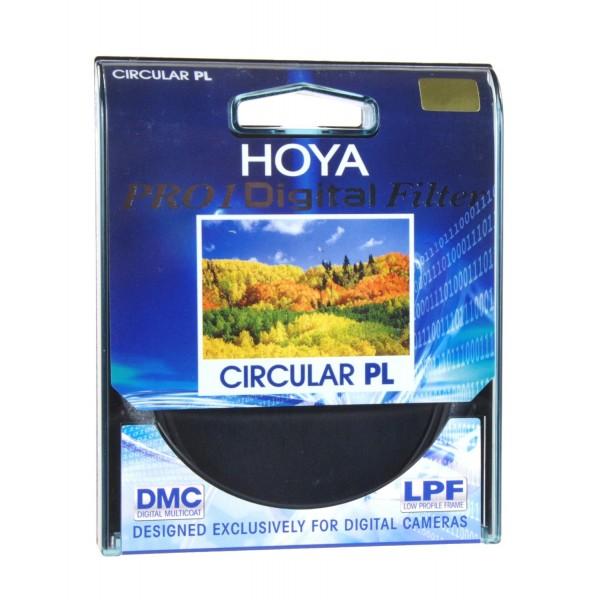 Filtro Circular Polarizado Pro1 62MM Hoya