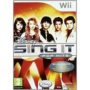 Juego para Wii SINGPOPHITS-WII