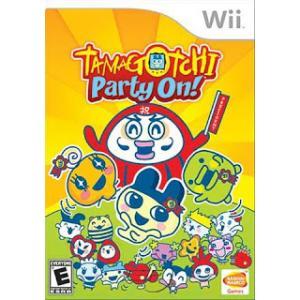Juego para Wii TAMAGOTCHI-WII