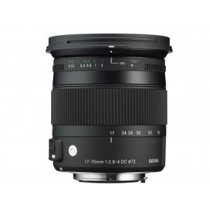 Sigma 17-70mm f/2.8-4 DC OS MACRO HSM serie contemporary para canon