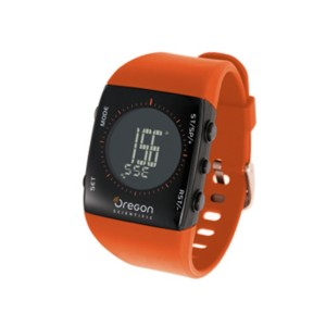 Reloj con brújula digital Oregon RA-122/ORANGE