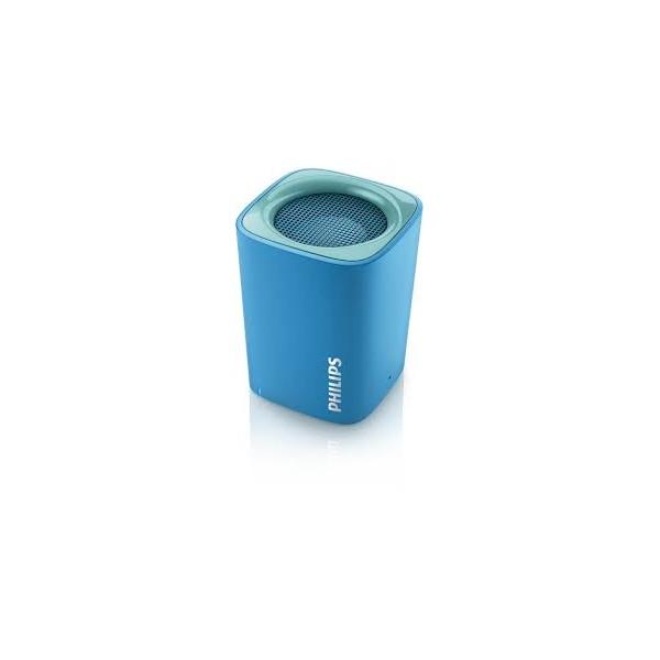 Altavoces Philips BT100 azul