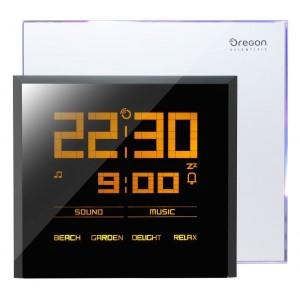 Reloj despertador con radio Oregon RM-901