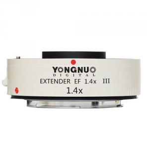 Teleconvertidor YN-EF14XIII De enfoque automatico para lentes Canon EOS EF De Yongnuo