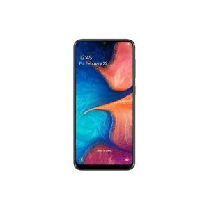 Samsung Galaxy A20 Negro