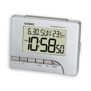 Reloj Despertador Casio digital DQ-747-8D