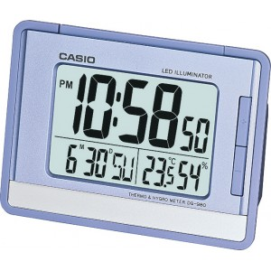 Reloj Despertador Casio digital DQ-980-2D