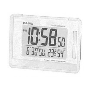 Reloj Despertador Casio digital DQ-980-7D