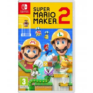 Juego Super Mario Maker 2 para Nintendo Switch