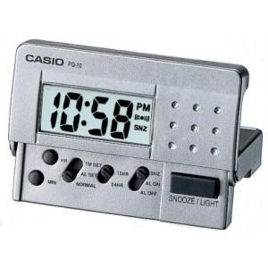 Reloj Despertador Casio digital PQ-10D-8