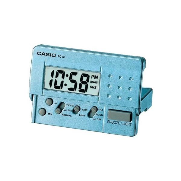 Reloj Despertador Casio digital PQ-10D-2