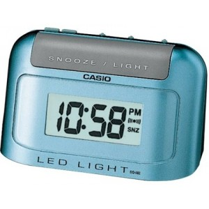 Reloj Despertador Casio digital DQ-582D-2