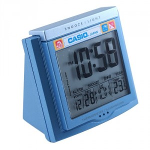 Reloj Despertador Casio digital DQ-750F-2D