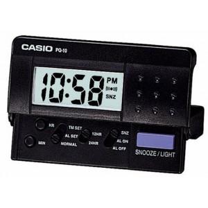 Reloj Despertador Casio digital PQ-10-1