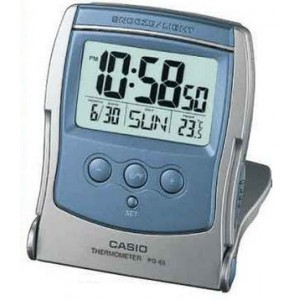 Reloj Despertador Casio digital PQ-65-2D