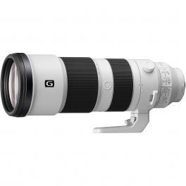 Objetivo Sony FE 200–600 mm F5,6–6,3 G OSS