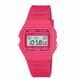 Reloj digital Casio F-91WC-4AE
