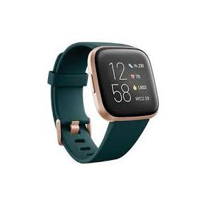 Pulsera de actividad Fitbit Versa 2 Verde esmeralda