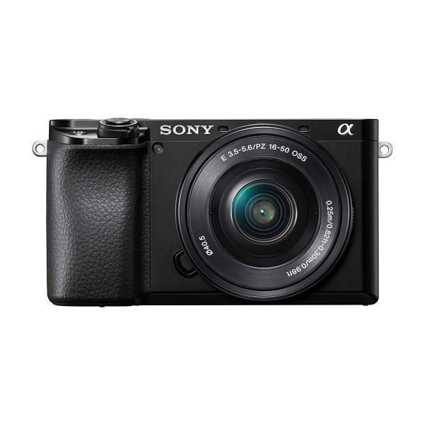 Sony Alpha ILCE α6100 + 16-50mm 3.5-5.6