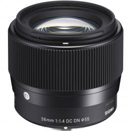 SIGMA 56mm F1.4 DC DN | Contemporary para Canon EF-M